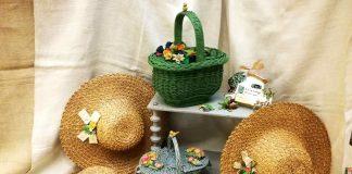 Festa della mamma - Cestini antichi Lenci