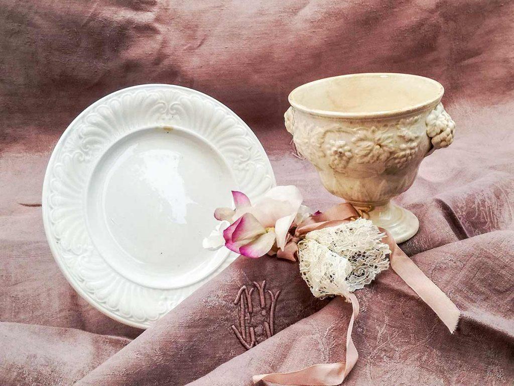 Ceramiche Creil Monterau